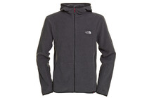 The North Face Men's 100 Kaolin FZ HD tnf black/asphalt grey